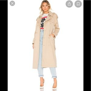 Stormi Water Repellent Trench Coat